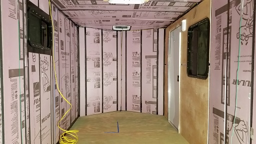 Insulation Almost Completed.jpg