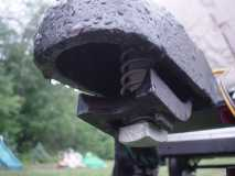 Harbor Freight hitch - pic 2